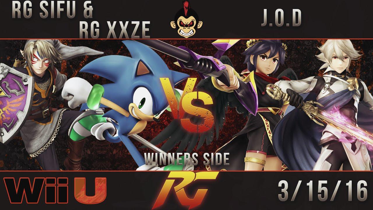 Download RG Sm4sh Weekly Doubles: RG   Sifu & RG   XXZE Vs. J.O.D.