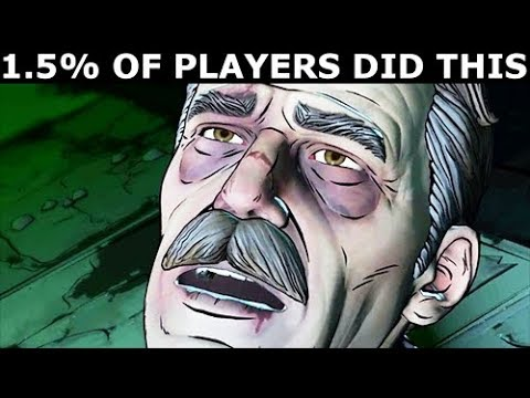 1.5% Of Players Got This - Blacklisted Jim Gordon - BATMAN Season 2 The Enemy Within Episode 5