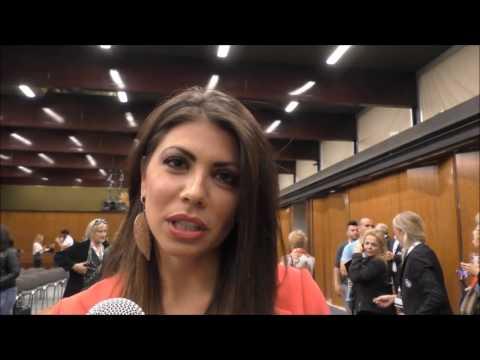 Videointervista a Flora Canto alla Partita del cuore, leggi l'articolo su SpettacoloMania.it