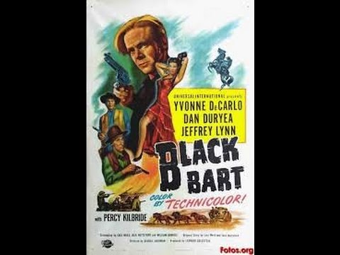 Black Bart  1948  - Western Movie