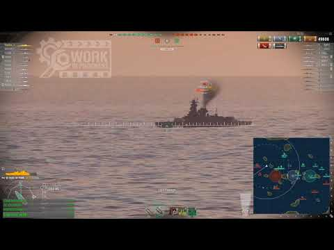 World of warships - New Duke of York (WiP)