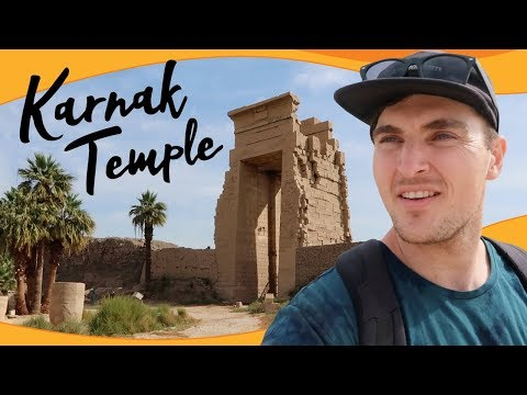 Exploring Luxor, Egypt: Hot Air Balloons and the Incredible Karnak Temple | Travel Talk Tours