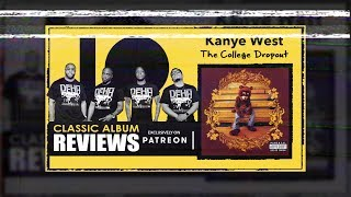 Download Kanye West - The College Dropout I DEHH Classic Album Preview MP3 song and Music Video