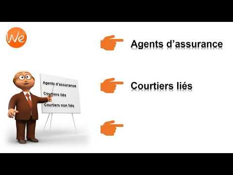 Courtier en assurances non lié