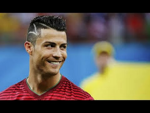 Top 10 Best Hairstyles of FIFA World Cup 2014 - YouTube