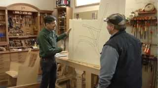 Rocking Chair Design With Jeff Miller