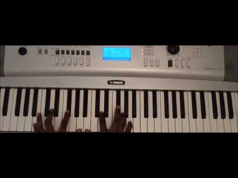How To Play Trouble By Coldplay On Piano Youtube