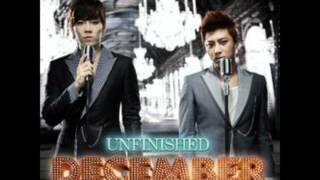 December - Unfinished (mp3 w/ download link)