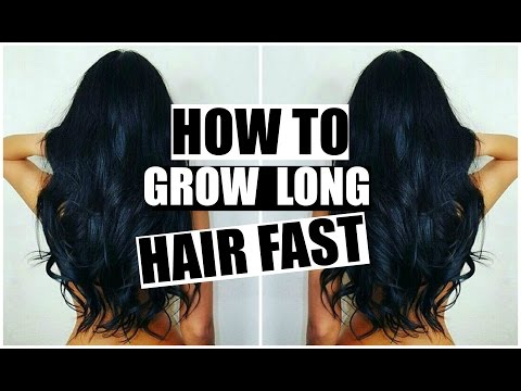 The SECRETS To Growing LONG HEALTHY HAIR! Tips & Tricks