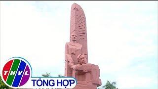 THVL | Đoàn đại biểu tham dự Đại hội MTTQ viếng nghĩa trang liệt sĩ tỉnh