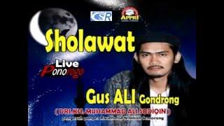 Gus Ali Gondrong dan penari Sufi di ponorogo 2015