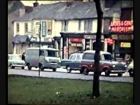 Tour of Redditch in the 1960s
