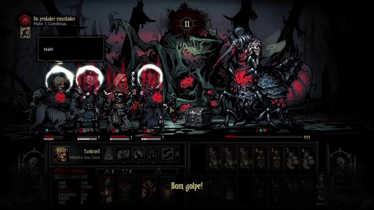 Darkest Dungeon A Condessa Youtube