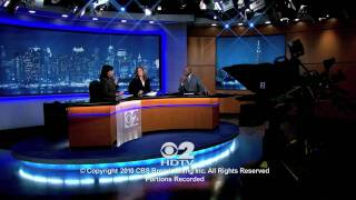 WCBS: CBS2 Weekend 11:00pm News Close