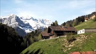 Swiss Alps Mountains  | Bio-Tiful Hike - Switzerland to Morocco