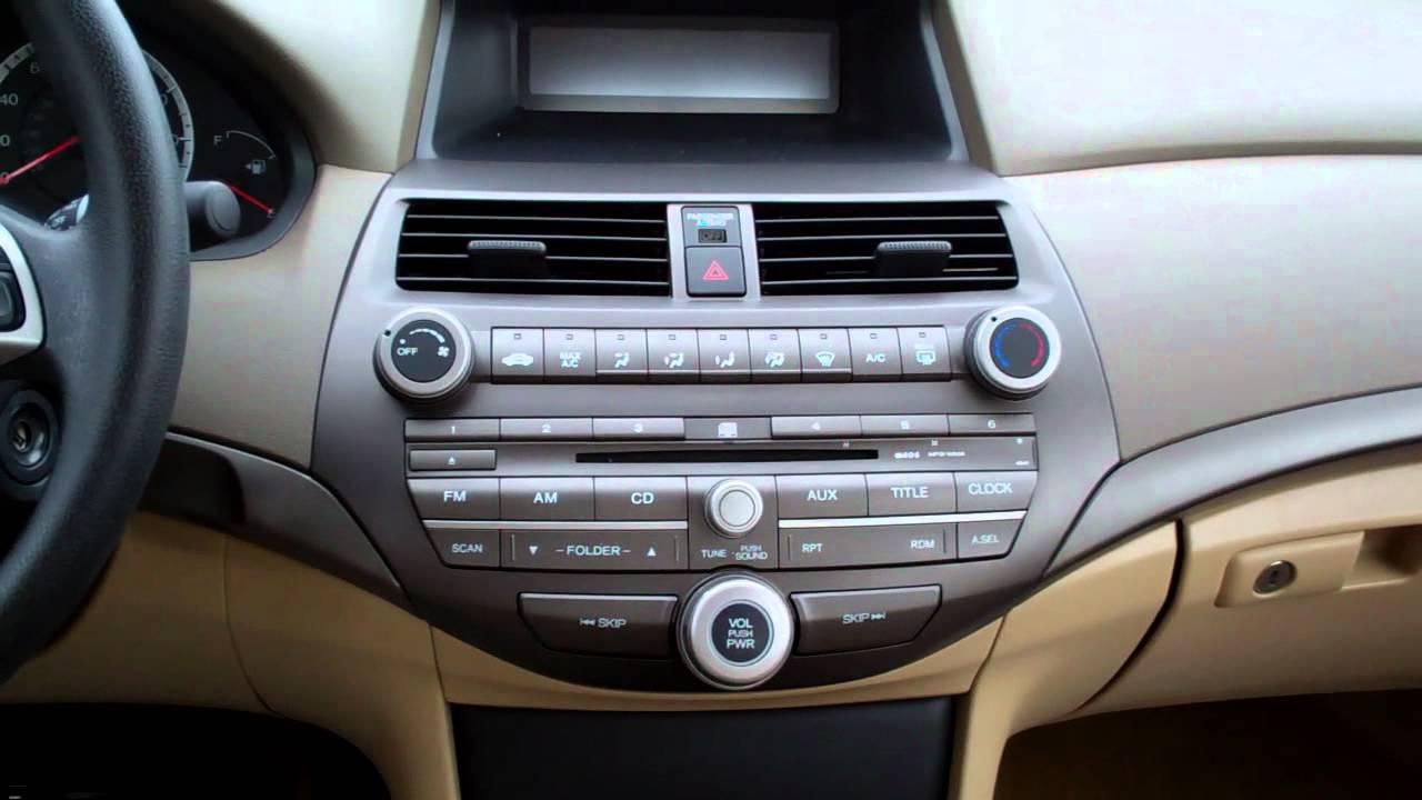 2009 honda accord lx 4dr auto sycamore il near rochelle il. Black Bedroom Furniture Sets. Home Design Ideas