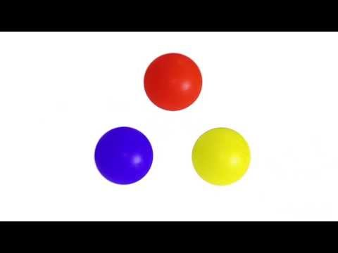 Thumbnail: Learning Colors, Ball Song For Children