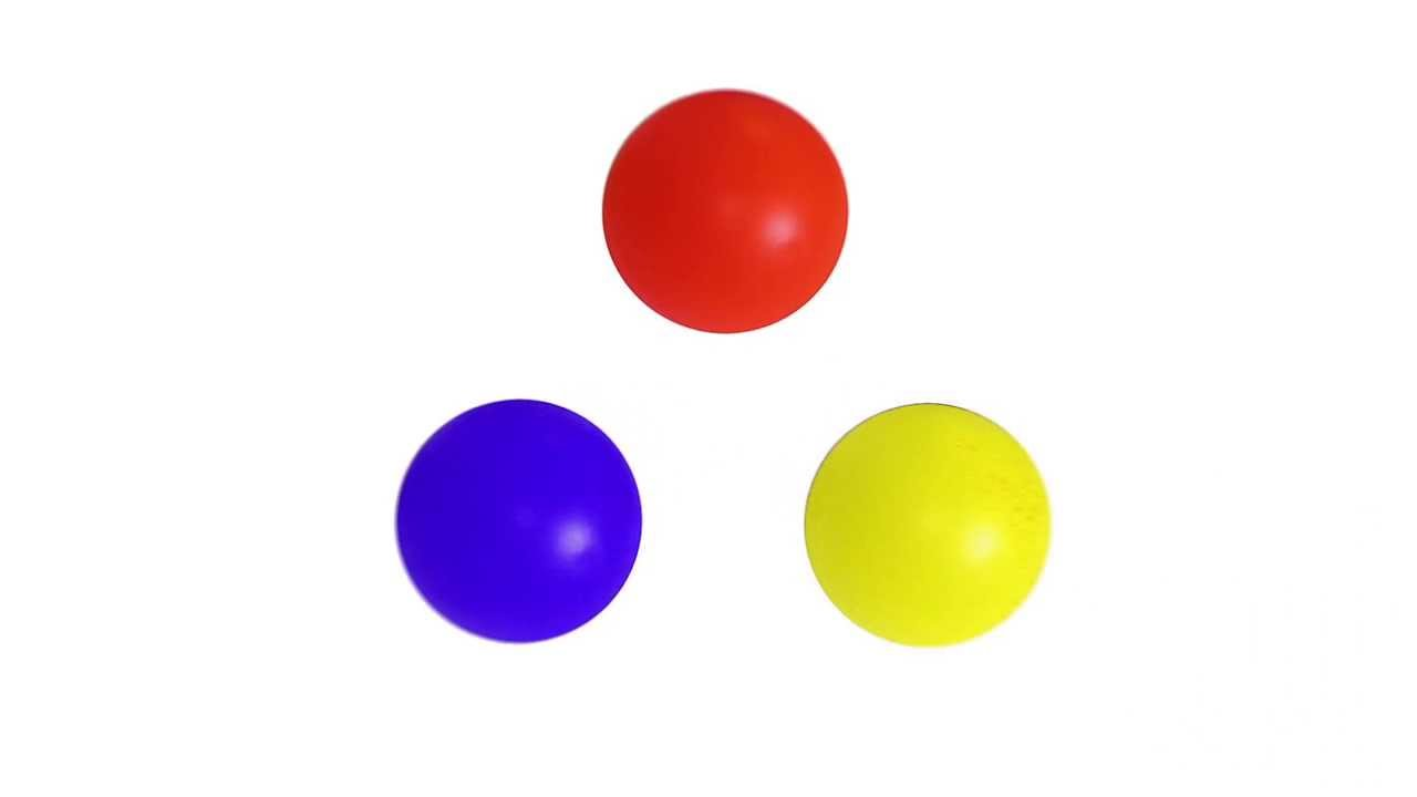 Learning Colors Ball Song For Children YouTube