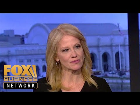 Kellyanne Conway: It's unlike George Conway to publicly criticize Trump