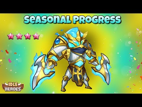 Idle Heroes - 9 Star Faith Blade - Making Progress
