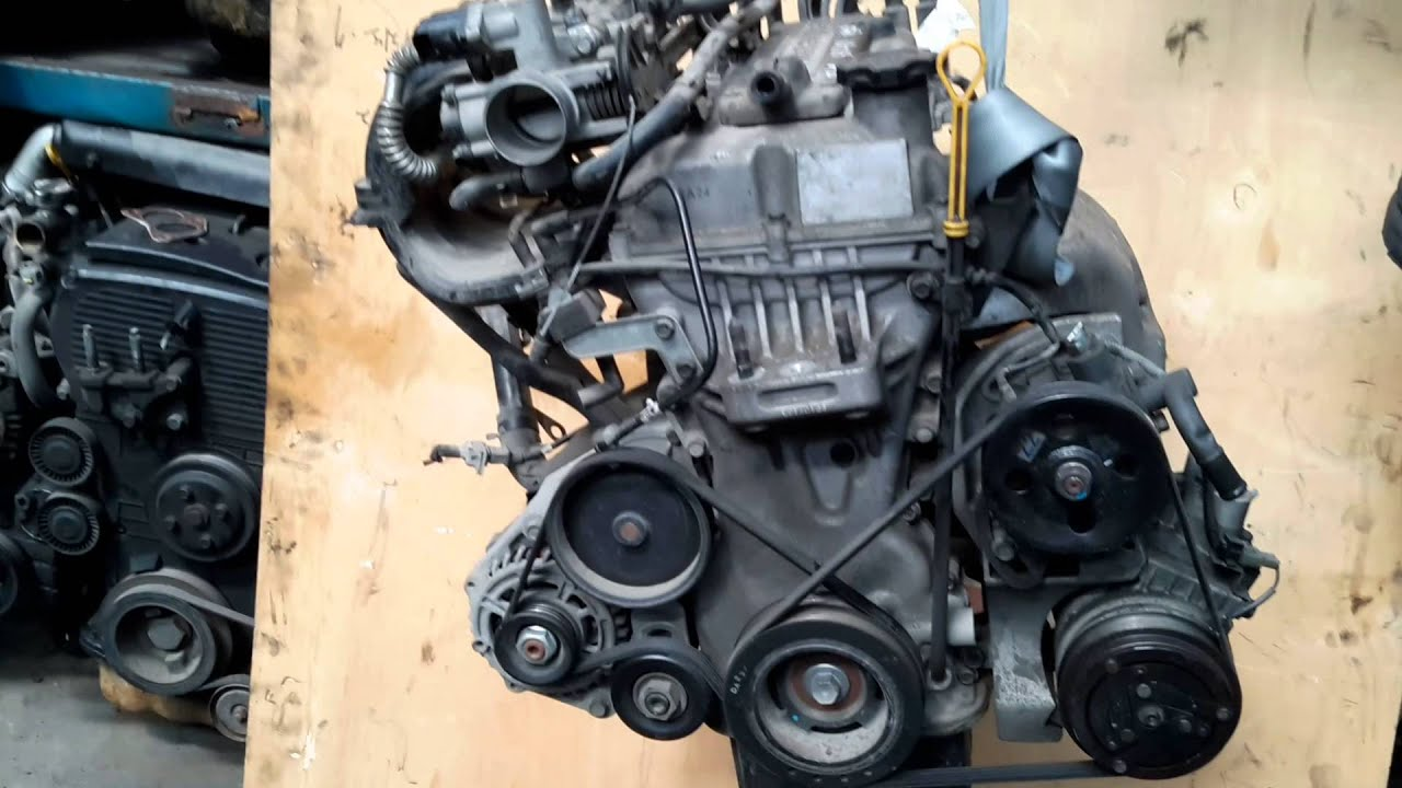 двигатель chevrolet aveo 1.2 84 b12d1