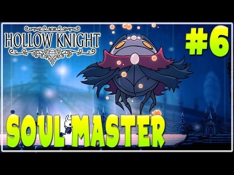 #6 HOLLOW KNIGHT  WALKTHROUGH GAMEPLAY |...