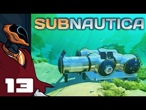 Let's Play Subnautica [Precursor Update] - PC Gameplay Part 13 - Backtrack For Shipwrecks