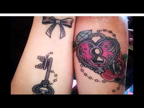 His and Her Tattoo Ideas