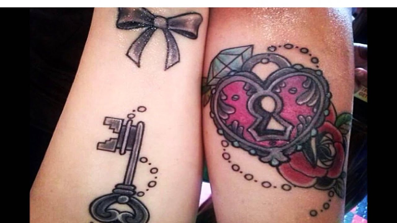 His and Her Tattoo Designs
