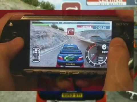 Colin McRae Rally 2005 (PSP) Trailer