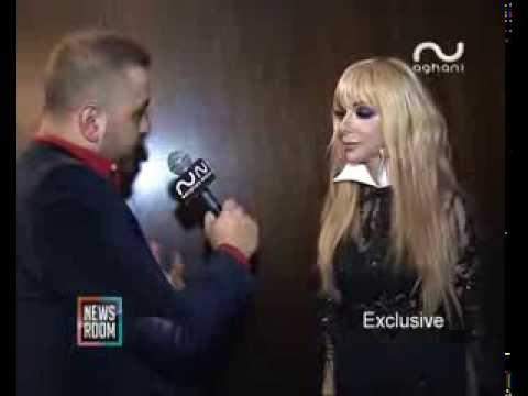 باسم فغالي يغني نجوى كرم ويقول في لقائه مع أغاني أغاني : المثليين هني أكتر عالم مبدعين..