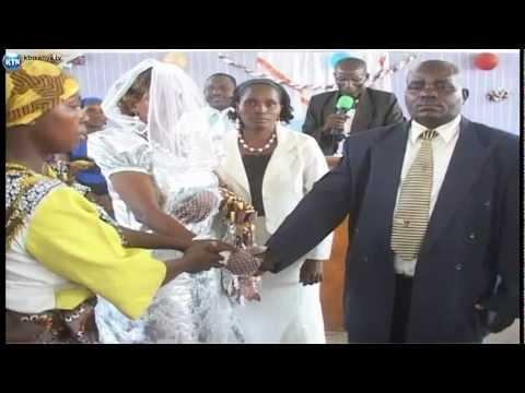 Mombasa Blind wedding