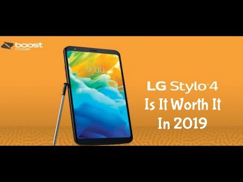 LG Stylo 4 In 2019 Is It Worth It #LgStylo4 #BoostMobile #Review
