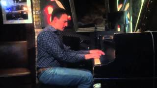 "Ehud Asherie  plays Fats Waller's ""Clothes Line Ballet"""