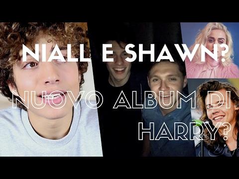 NIALL E SHAWN? • nuovo singolo di katy perry • novità