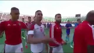 شاهد دناءة لاعبي المنتخب المغربي بعد نهاية المباراة امام هولندا/Maroc vs Nederland