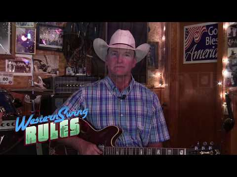 Western Swing RULES #32 By Robert Huston Productions