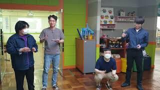 인공지능AI SW코딩 로봇축구 기본연수 경기편집
