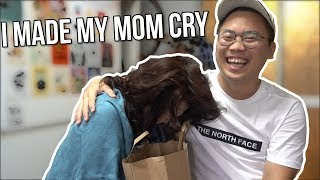 I Gave $10,000 To My Mom for Mother's Day