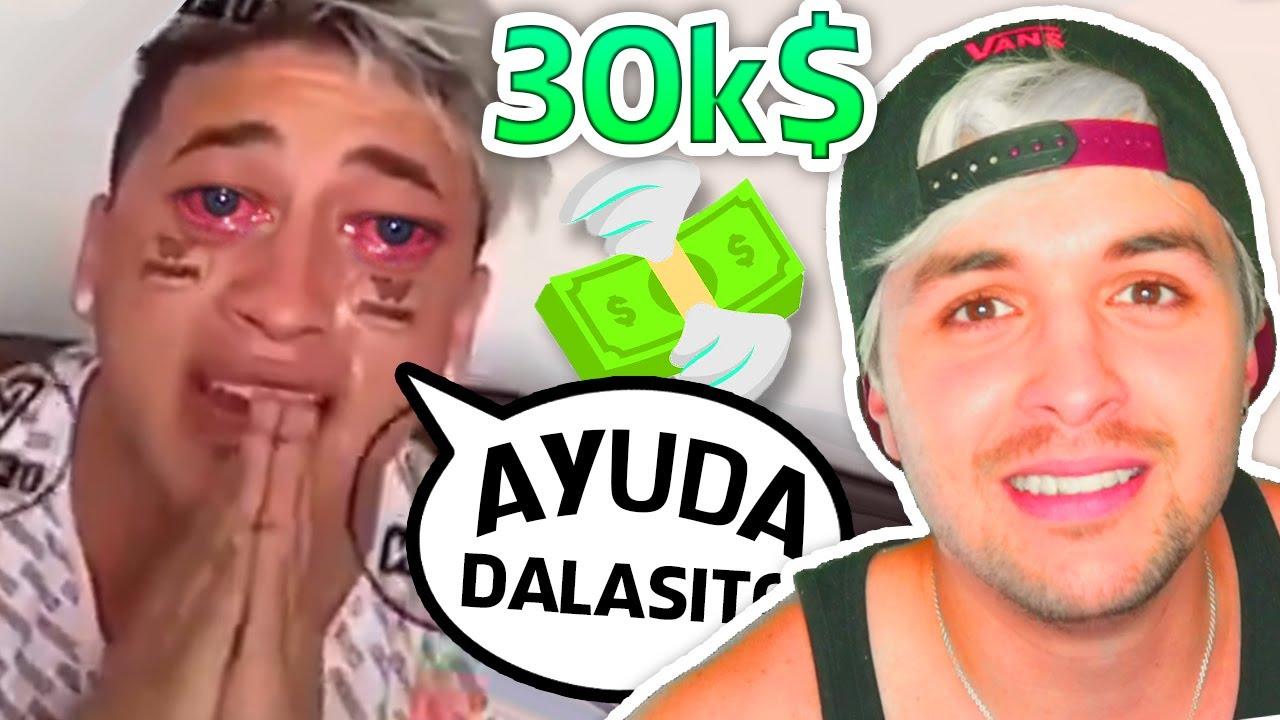 Yao 'Secuestrao' Cabrera ME PIDE 30,000 💲 Dólares para RESCATARLO 🤯