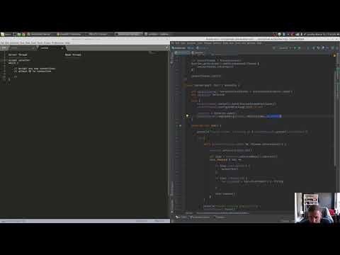 Kotlin NIO Server Programming #3