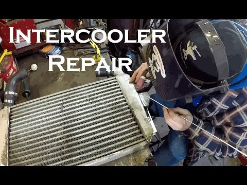 Intercooler Repairs