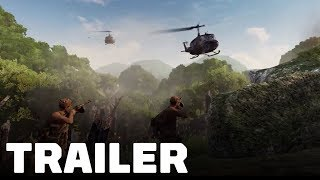 Rising Storm 2: Vietnam - Multiplayer Campaign Trailer
