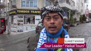 CITY TOUR ISTANBUL TURKI BERSAMA HAIKAL TOUR AND TRAVEL