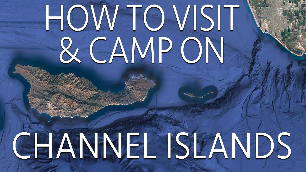 How to Book a Boat & Campsite on Channel Islands National Park