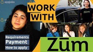 🚗🧒 Ride & care job - become Zum driver! | AppJobs.com
