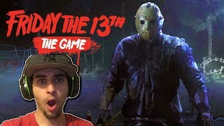 🔴 Friday the 13th The Game  - New Update !?!?  you Will Never Kill Me