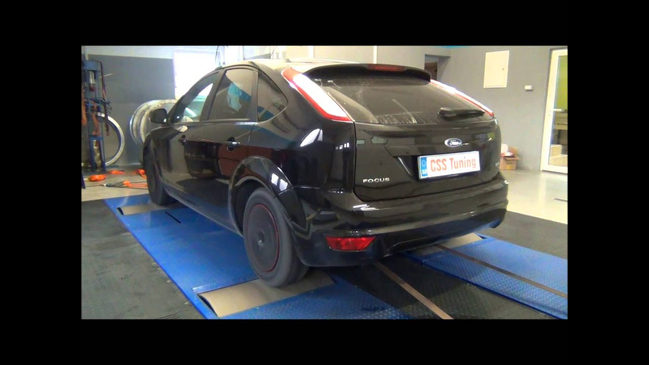 css performance ford focus 1 6 tdci 109 hp youtube. Black Bedroom Furniture Sets. Home Design Ideas