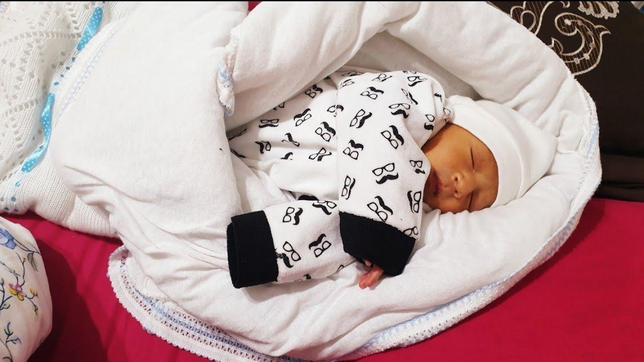 كيفية استحمام الطفل حديث الولادة من الألف الى الياء . مشروب الطاقة للاطفال بصندوق الوصف ??♂️