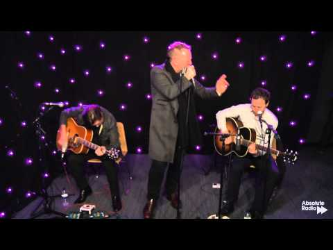 Simple Minds Acoustic Session filmed at Absolute Radio 2014